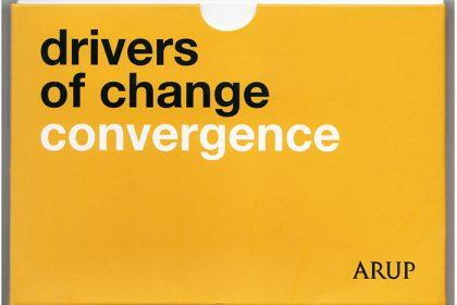 Drivers of Change, ARUP. UK. 2012