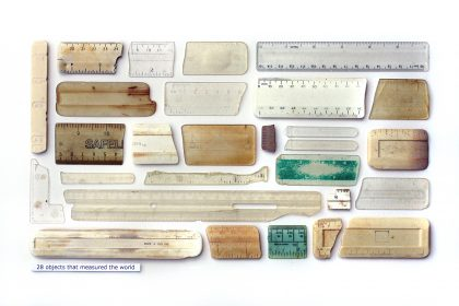 28 Objects That Measured The World. 2009-2010