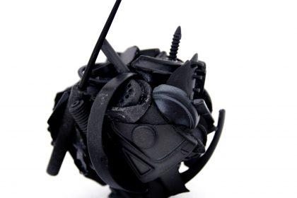 Black Re-collection No1, 2016.