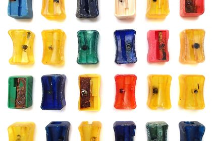 Pencil Sharpener Collection. 2015