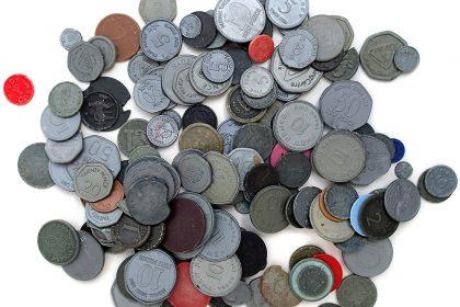 Coin Collection. 2015