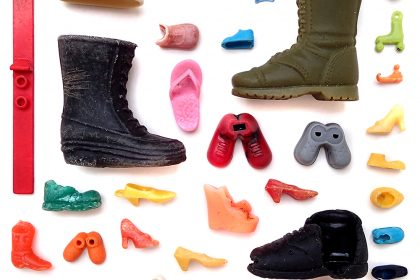 Footwear Collection. 2015