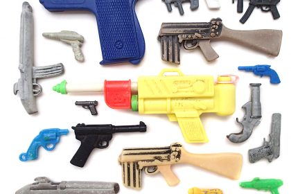Firearm Collection. 2015