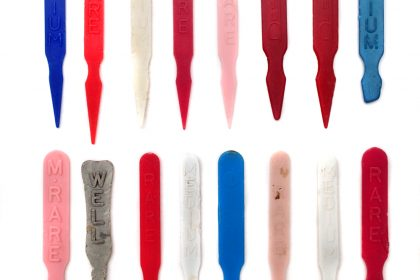 Steak Marker Collection. 2015