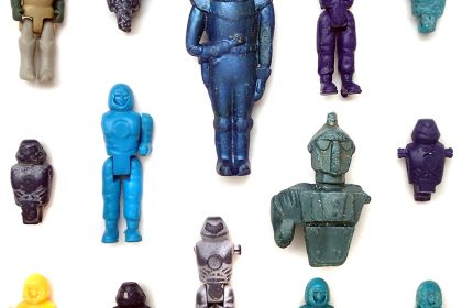 Robot Collection. 2015