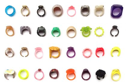 Ring Collection. 2015