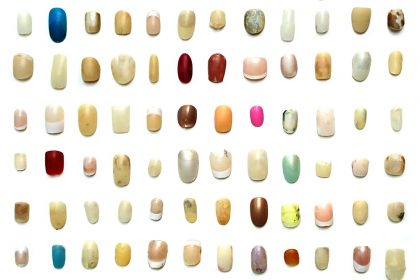 Fales Finger Nail Collection. 2015