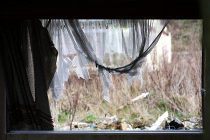 Trashed Trailer. 2010