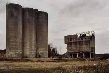 Cement Factory. 2005