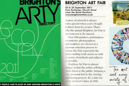 Arty Directory. UK. 2011