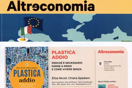 Altreconomia, Italy. 2019