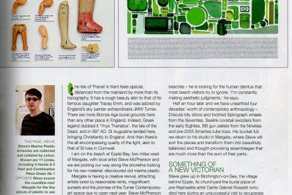 Coast Magazine. UK. 2010