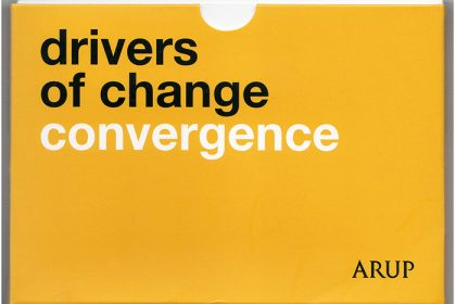 Drivers of Change, ARUP. UK. 2012