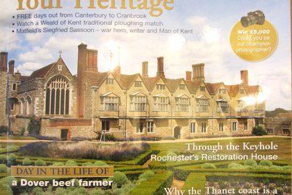 Kent Life Magazine. UK. 2010