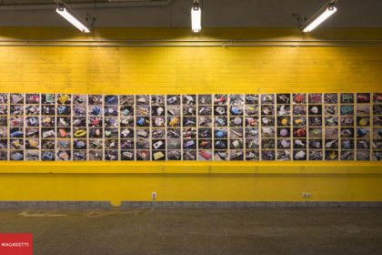 An Undesirable Archive, Photographic installation, Tornio, Finland. 2013