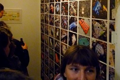 An Undesirable Archive, Photographic installation, Berlin. Germany. 2012