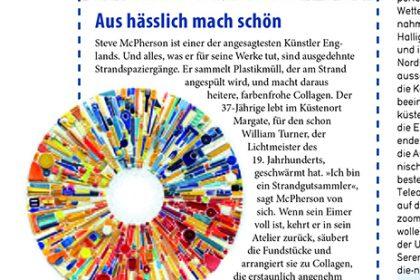 Segel Journal. Germany. 2011