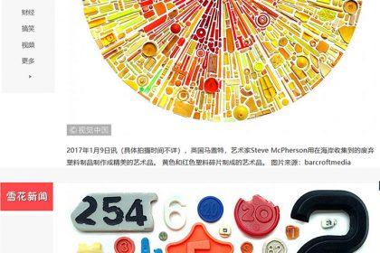 Visual China Graphic Express. China. 2018