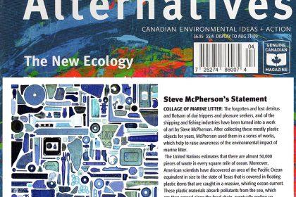 Alternatives. Canada. 2009