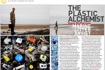 A Very Good Place Magazine. UK. 2013