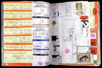 Note Books. 1992-Present.
