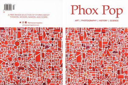 Phox Pop Magazine. UK. 2017