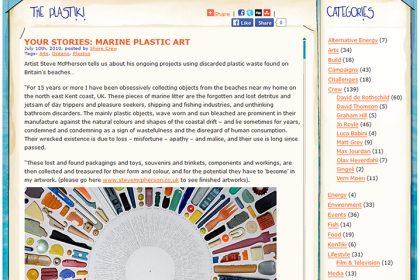 The Plastiki. USA. 2010