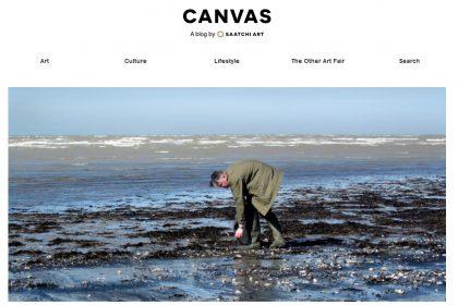 Canvas, Saatchi Art. UK. 2019
